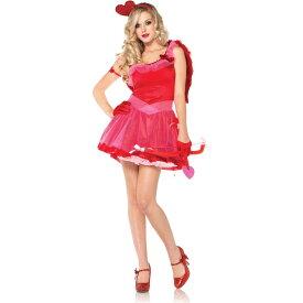 cf8dfa353e532 キューピット 天使 衣装、コスチューム 大人女性用 Kiss Me Cupid