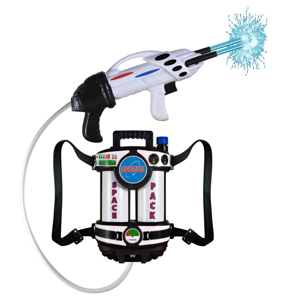 宇宙飛行士 スペースパック スーパー・ブラスター 水鉄砲