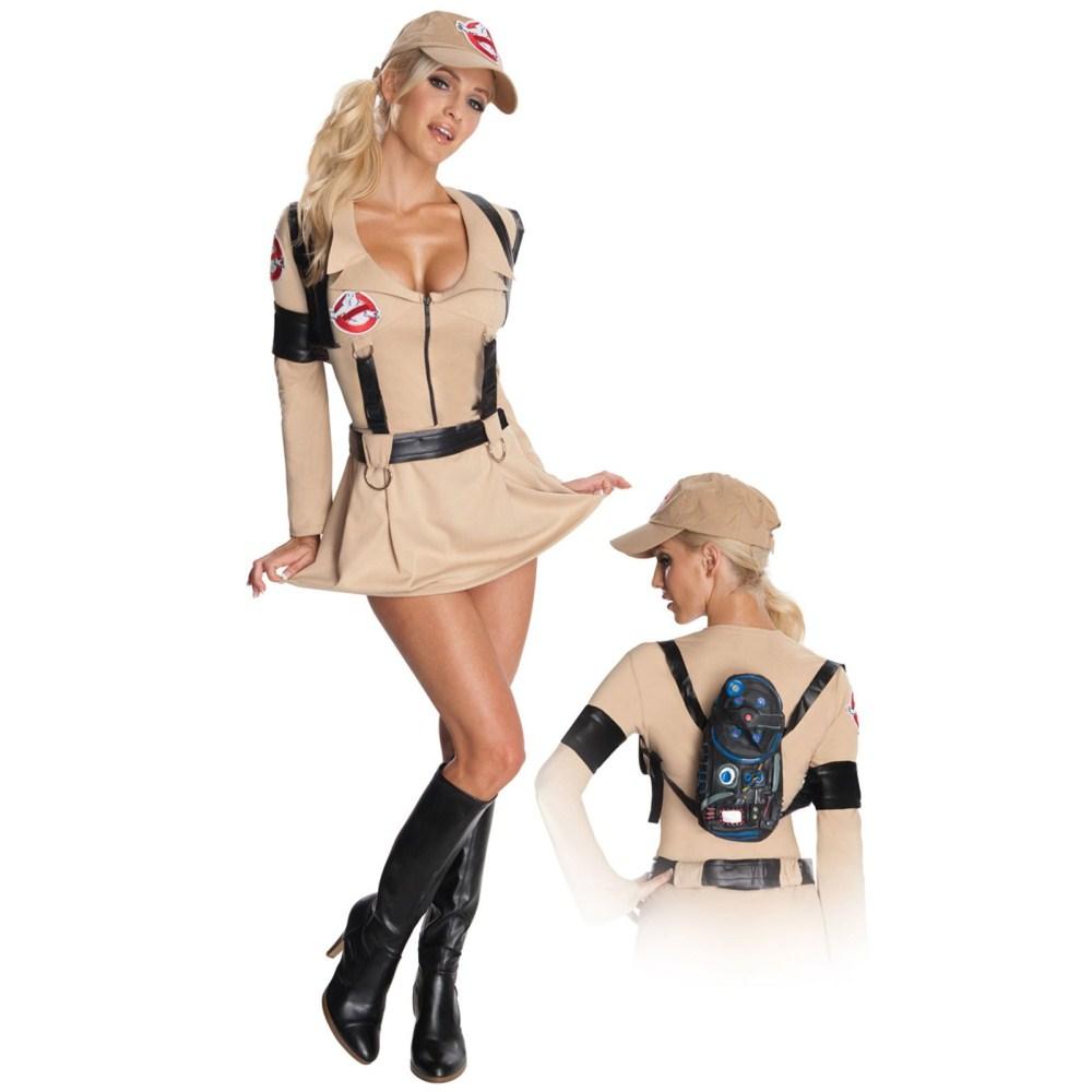 ゴーストバスターズ セクシー 衣装、コスチューム 大人女性用