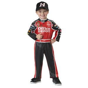 ストック・カー・レース ドライバー トニー・スチュアート 衣装、コスチューム 幼児男性用 コスプレ