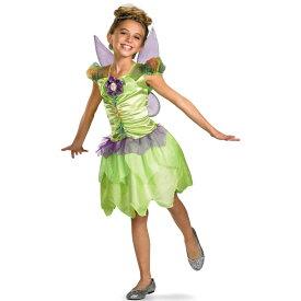 ティンカーベル 衣装、コスチューム 子供女性用 Rainbow Classic ドレス