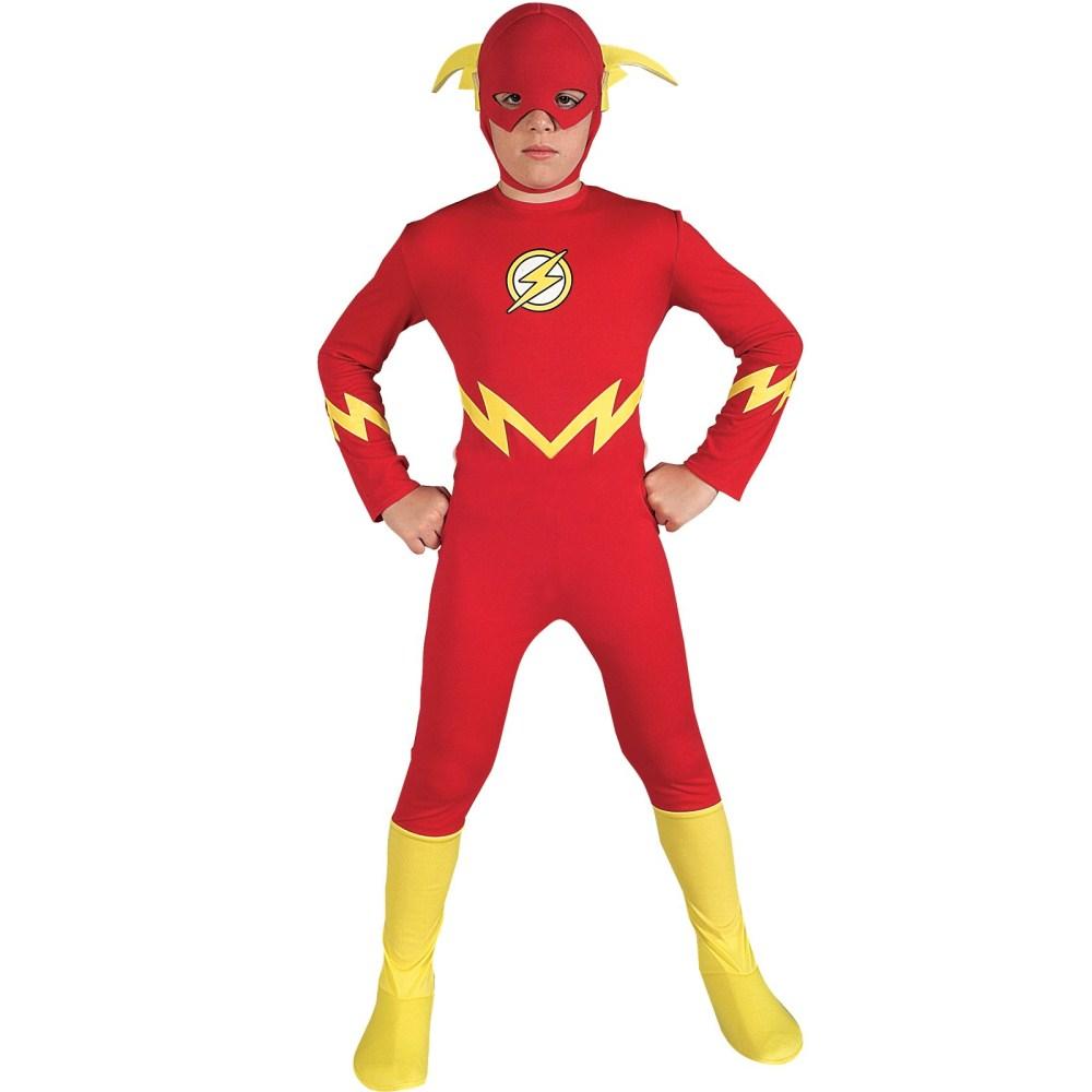 ジャスティス・リーグ DCコミックス ザ・フラッシュ 衣装、コスチューム 子供男性用