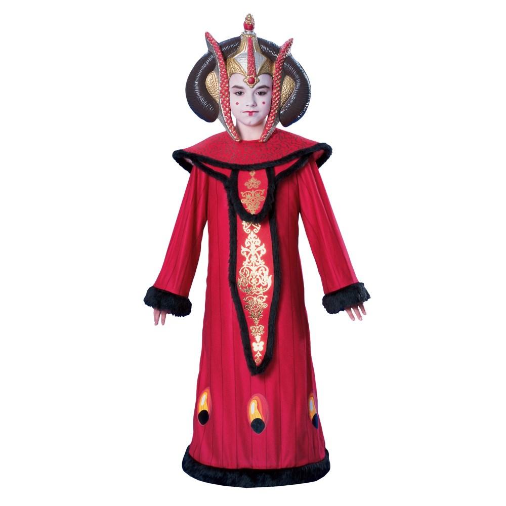 クイーン・アミダラ 衣装、コスチューム 子供女性用 デラックス スター・ウォーズ