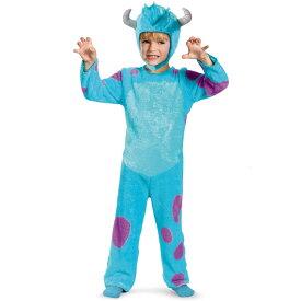 サリー 衣装、コスチューム 子供男性用 モンスターズ・ユニバーシティー モンスターズインク Monsters U Sulley