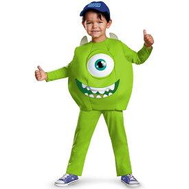 マイク 衣装、コスチューム 子供男性用 モンスターズ・ユニバーシティー モンスターズインク Monsters U Sulley