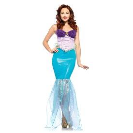 アリエル 衣装、コスチューム 大人女性用 リトル・マーメイド ディズニー Undersea Ariel コスプレ