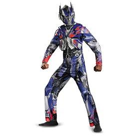 オプティマス プライム 衣装、コスチューム 大人男性用 トランスフォーマー デラックス コスプレ