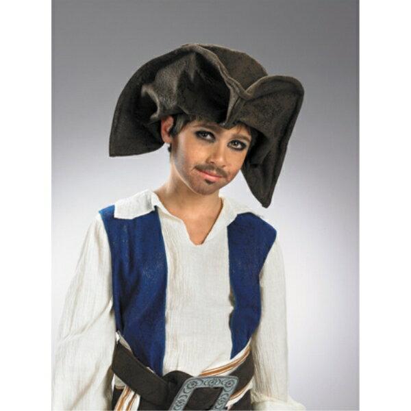 キャプテン・ジャックスパロウ 海賊帽子 子供用 Pirates of the Caribbean - Captain Jack Sparrow