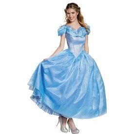シンデレラ 衣装、コスチューム 大人女性用 Disney Cinderella  ディズニー コスプレ