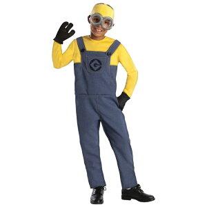 ミニオン デイブ 衣装、コスチューム 子供男性用 映画 怪盗グルー Minion Dave コスプレ