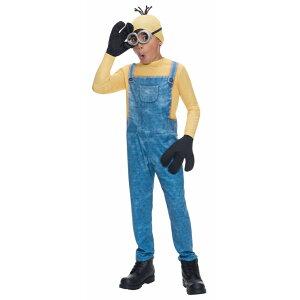 ミニオン ケビン 衣装、コスチューム 子供男性用 映画 怪盗グルー Minion Kevin コスプレ