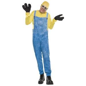 ミニオン ボブ 衣装、コスチューム 大人男性用 ミニオンズ 映画 Minion Bob コスプレ