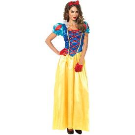 白雪姫 衣装、コスチューム 大人女性用 Snow White ディズニー CLASSIC 2 PC コスプレ