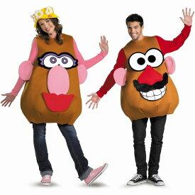 ポテトヘッド 衣装、コスチューム 大人用 トイストーリー ディズニー Mr. or Mrs. Potato Head コスプレ