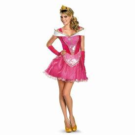 オーロラ姫 ディズニー 衣装、コスチューム デラックス 大人女性用 Aurora コスプレ