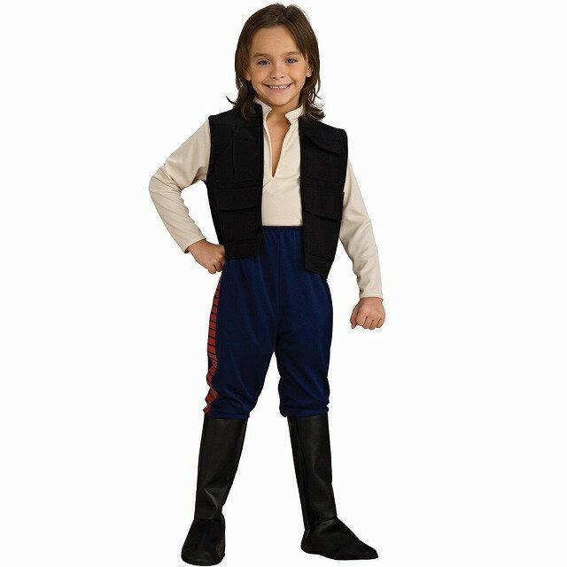 ハン・ソロ 衣装、コスチューム デラックス 子供男性用 スター・ウォーズ