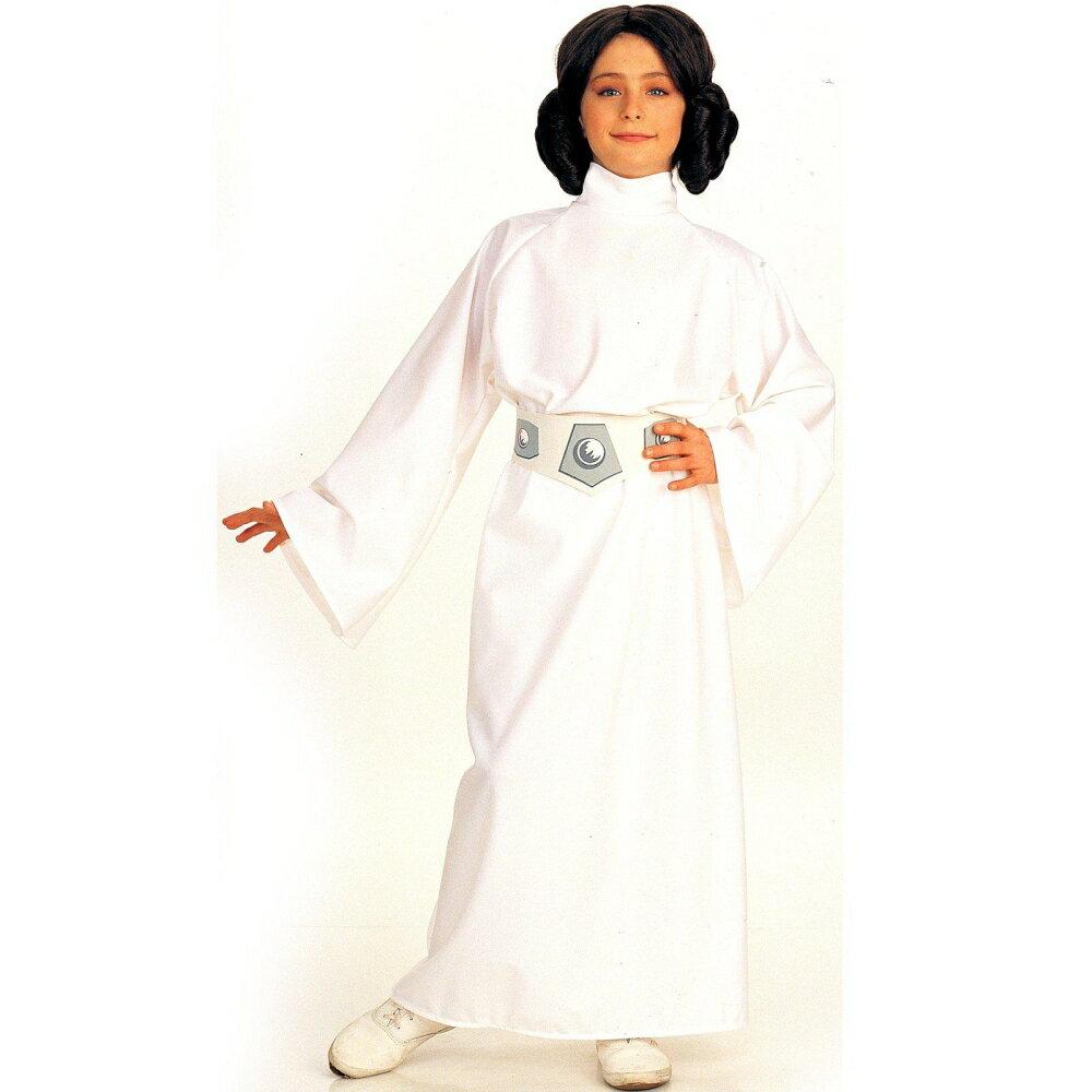 スターウォーズ レイア姫 衣装、コスチューム 子供女性用 Star Wars