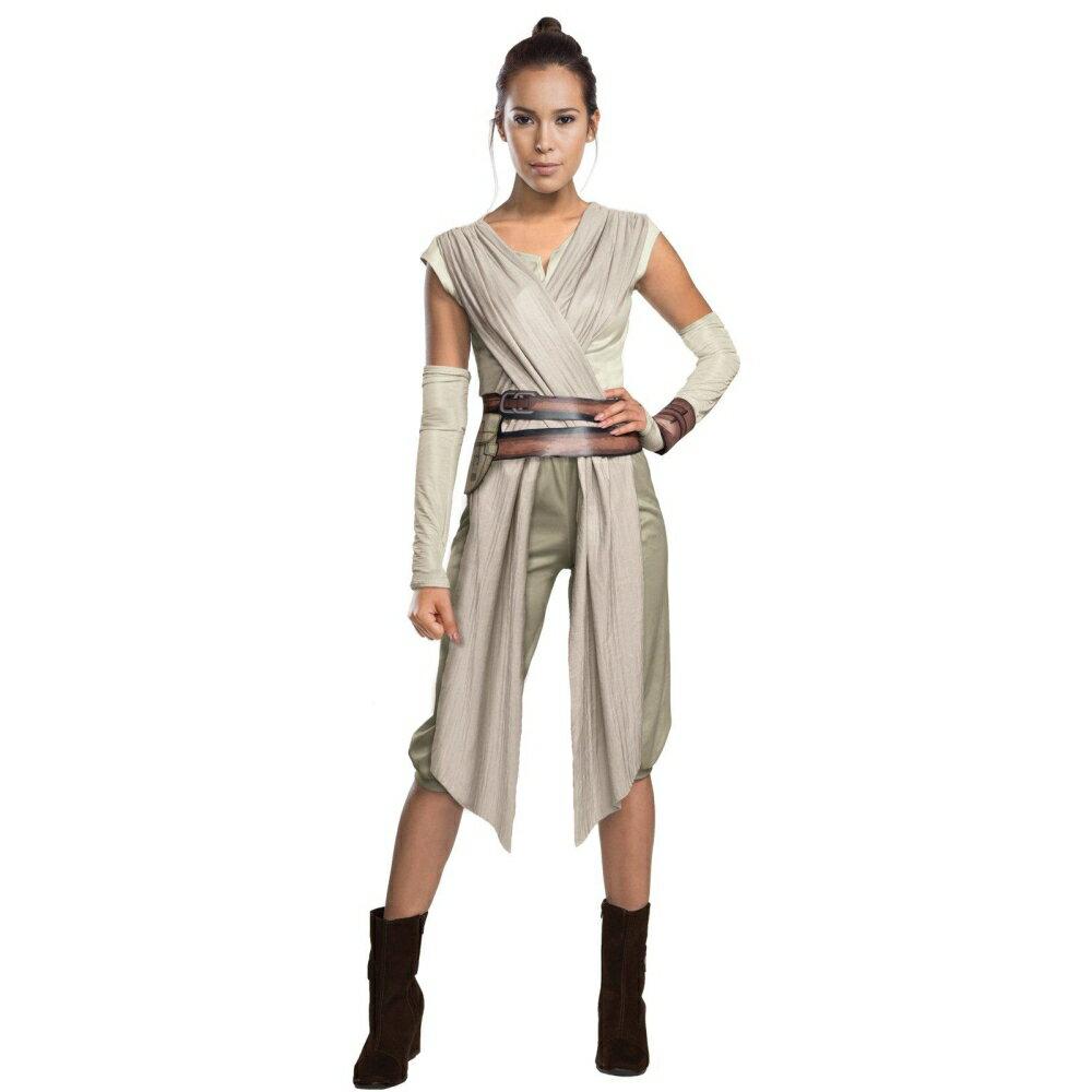 レイ 衣装、コスチューム 大人女性用 Deluxe スター・ウォーズ「フォースの覚醒」