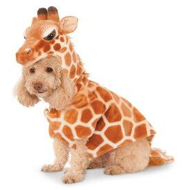 キリン ペット用 衣装、コスチューム 着ぐるみ 犬用