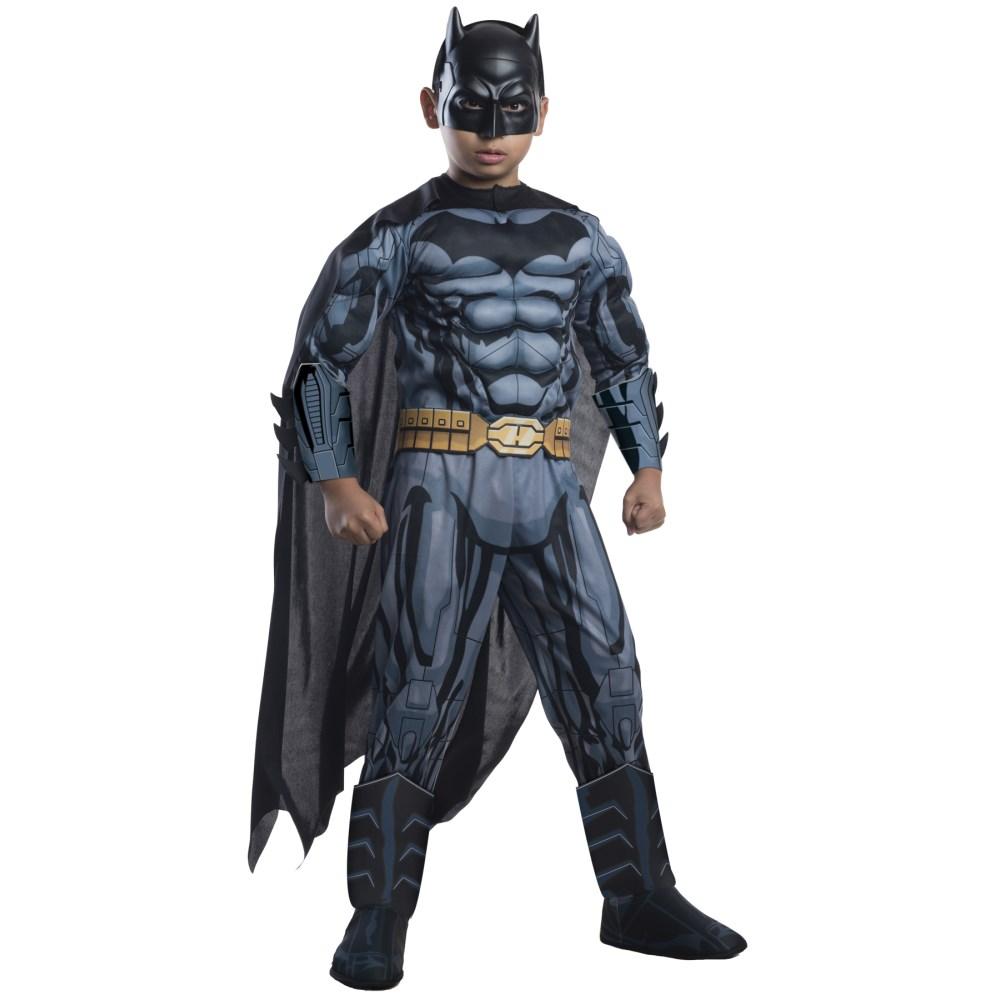 バットマン 衣装、コスチューム 子供男性用 ジャスティスリーグ