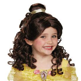 ベル 美女と野獣 ウィッグ 子供女性用 Belle Child Wig コスプレ
