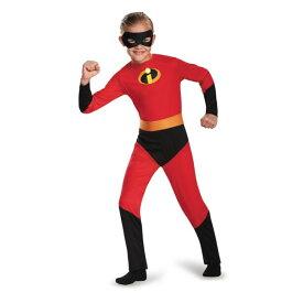 ダッシュ Mr.インクレディブル 衣装、コスチューム 子供男性用 Dash Classic コスプレ