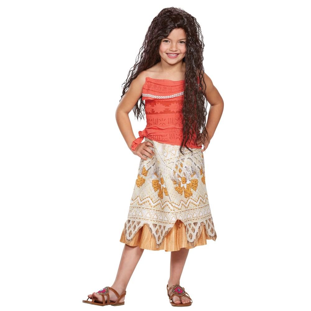 モアナ モアナと伝説の海 衣装、コスチューム 子供女性用 MOANA CLASSIC CHILD