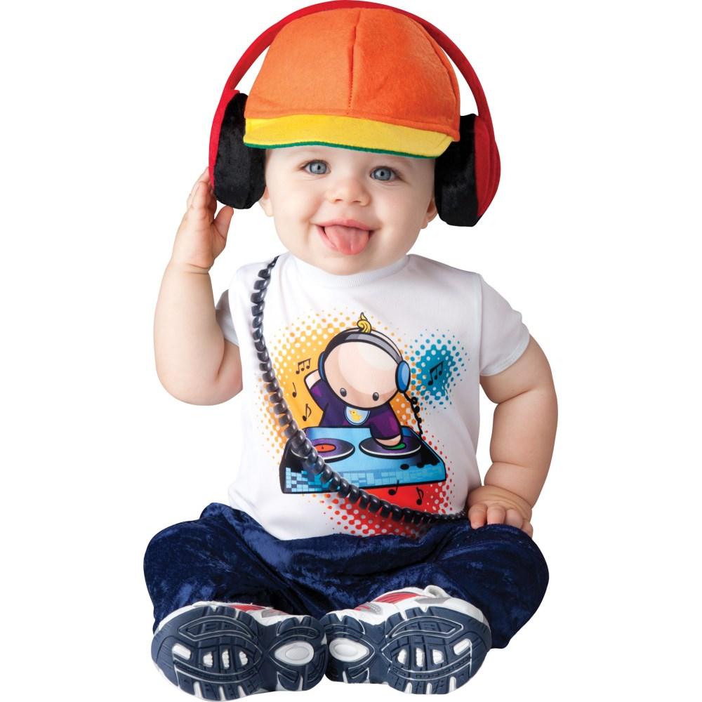 DJ 衣装、コスチューム ベビー用 BABY BEATS TOD