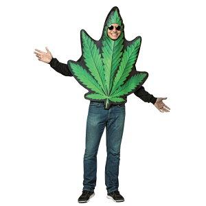 麻の葉 衣装、コスチューム 大人男性用 POT LEAF GET REAL コスプレ