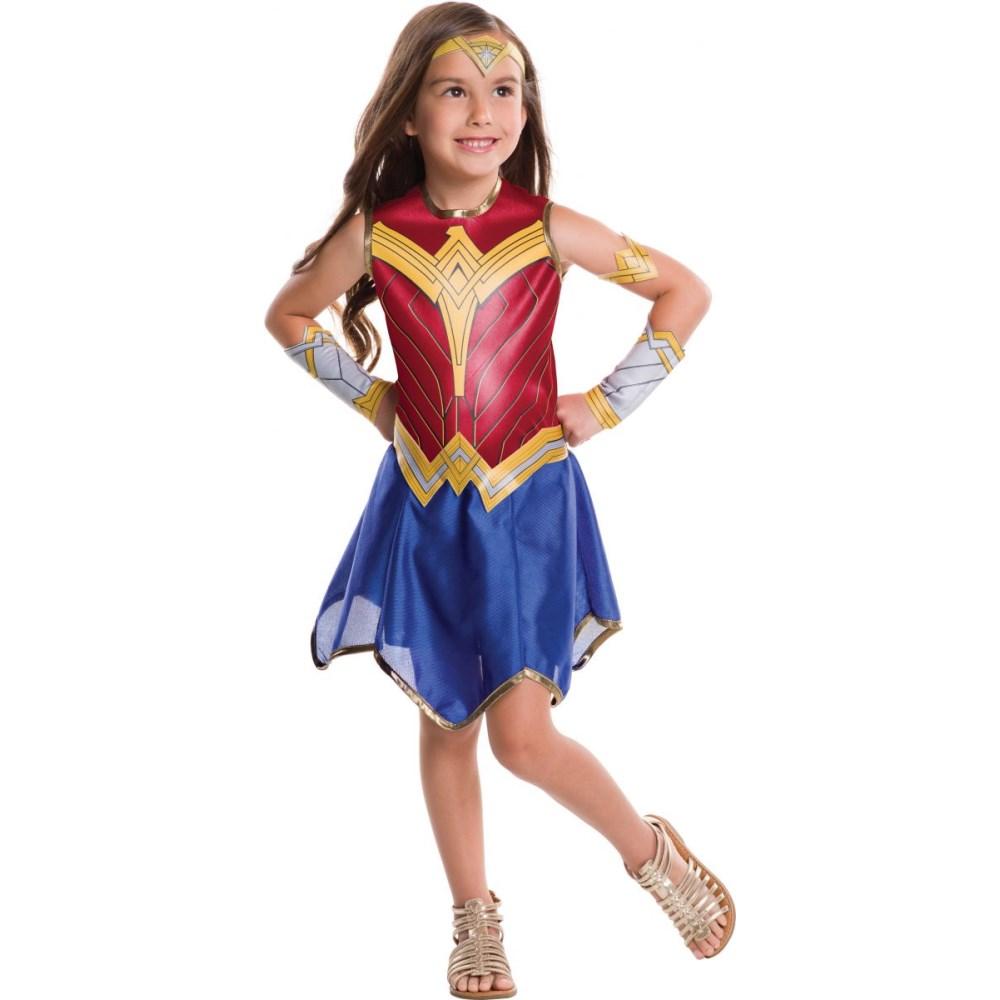 ワンダーウーマン 衣装、コスチューム 子供女性用 Wonder Woman HS