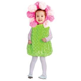 お花 衣装、コスチューム 着ぐるみ 子供女性用 PINK FLOWER TODDLER コスプレ