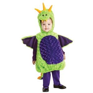 ドラゴン 衣装、コスチューム 着ぐるみ 子供男性用 DRAGON TODDLERT コスプレ