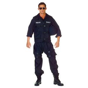 SWAT 衣装、コスチューム 大人男性用 SWAT ADULT コスプレ