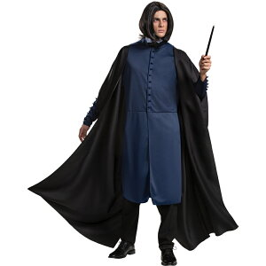 スネイプ コスチューム ハリーポッター 大人男性用 deluxe コスプレ衣装