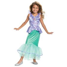 アリエル 衣装、コスチューム 子供女性用 リトルマーメイド Classic ディズニー コスプレ