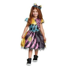 サリー 衣装、コスチューム 子供女性用 ナイトメアー・ビフォア・クリスマス ディズニー Classic