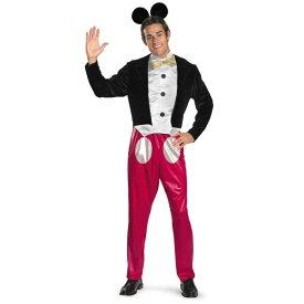 ミッキーマウス 衣装、コスチューム 大人男性用 ディズニー ハロウィン