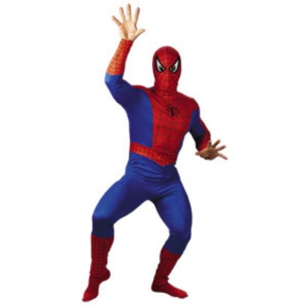 スパイダーマン 衣装、コスチューム コスプレ 大人男性用 アメコミハロウィン
