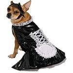 フレンチ・メイドドッグ衣装、コスチューム