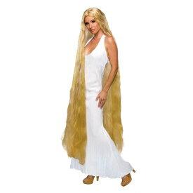 Lady Godiva ウィッグ、かつら ブロンド、金髪 60インチ 女性用