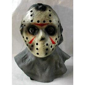 13日の金曜日 マスク ジェイソン 灰色の素顔+仮面