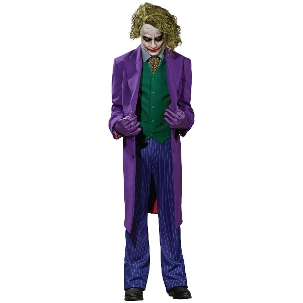 バットマン ダークナイト ジョーカー Grand Heritage 衣装、コスチューム  大人男性用