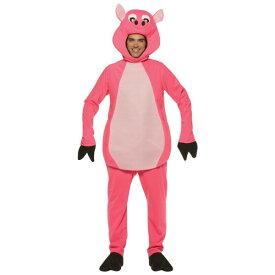 豚 衣装、コスチューム 動物 着ぐるみ 大人男性用 コスプレ