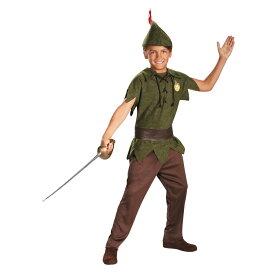 ピーターパン 衣装、コスチューム コスプレ 子供男性用 ディズニーハロウィン