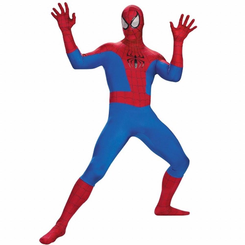 スパイダーマン 衣装、コスチューム コスプレ  HighQuality 大人男性用 ハロウィン