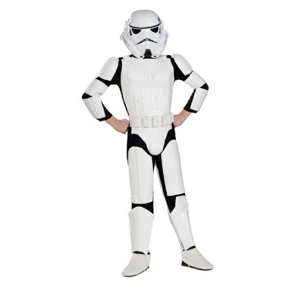 スターウォーズ ストーム・トルーパー DX 衣装、コスチューム コスプレ 子供男性用