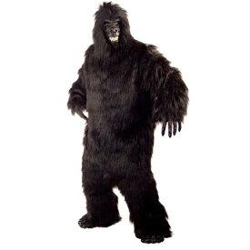 ゴリラ 動物 着ぐるみ 衣装、コスチューム 大人男性用 コスプレ