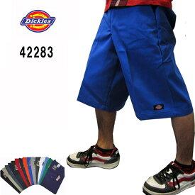 ディッキーズ Dickies ハーフパンツ ショートパンツ ショーツ メンズ 42283 ワークパンツ 短パン 28-38インチ dickies メンズファッション ズボン パンツ チノパン 大きいサイズ デッキーズ
