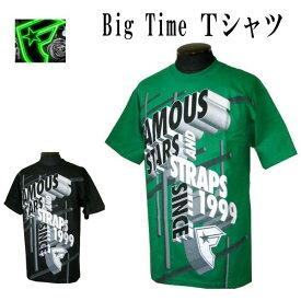 フェイマス スターズ アンド ストラップス Famous Stars & Straps メンズ 半袖Tシャツ Big Time Tシャツ 全国送料無料
