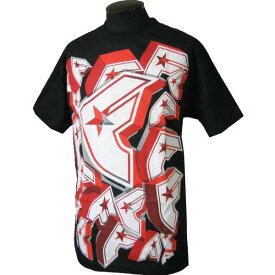 フェイマス スターズ アンド ストラップス Famous Stars & Straps メンズ 半袖Tシャツ Bricks Tシャツ ブラック Sサイズ 全国送料無料
